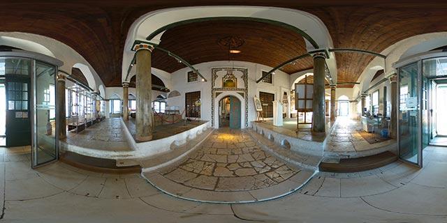 VR Aslan Pasa Ioannina 360