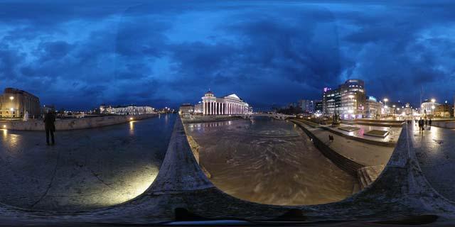 VR Skopje 360